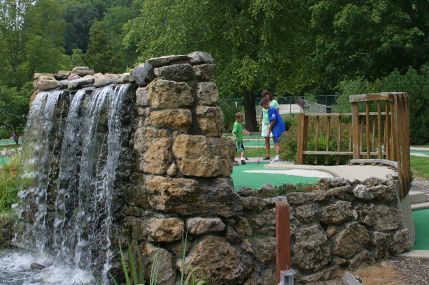 Yellow Creek Adventure Golf
