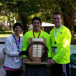 2014 Autumn Leaf Run Winning Team